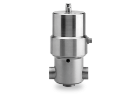 IKAP Airperated Valve Front