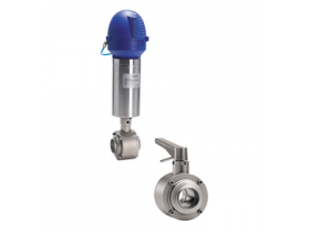 SBV Sanitary Ball Valve